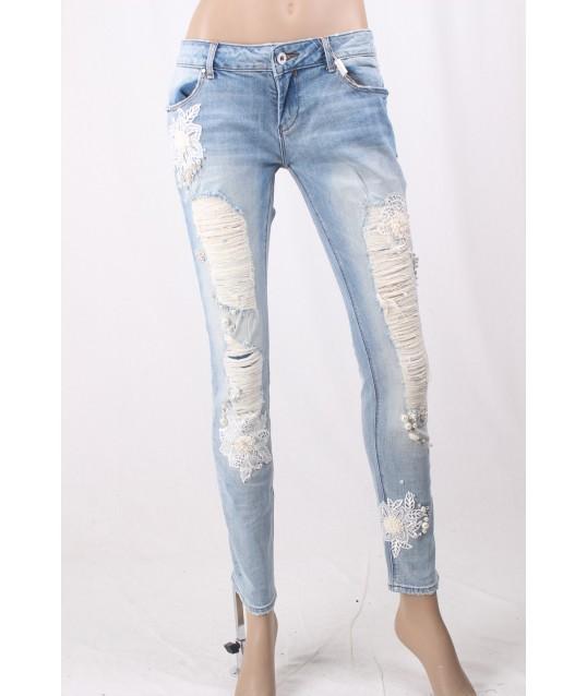 Jeans Cigarette Fracomina
