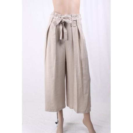 Pantalon Recadrée Capri Fracomina