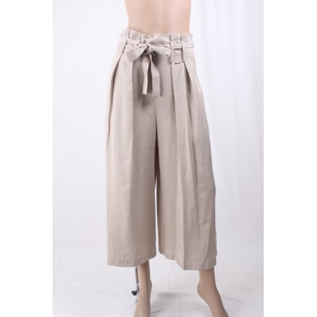 Pants Cropped Capri Fracomina