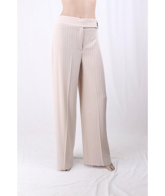 Pantalon Avec Des Lignes Fracomina