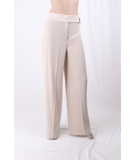 Trousers With Rows Fracomina