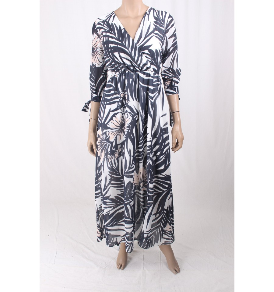 Long dress Fracomina - Vestiti Firmati Life Smiles 045c2bfa873