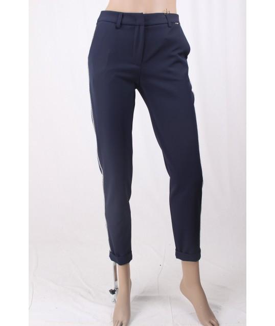 Pantalone Con Perline Fracomina