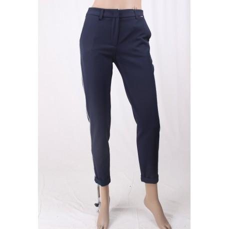 Pants With Beaded Fracomina