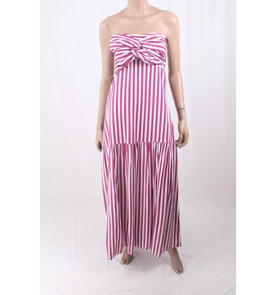 Striped Dress Fracomina - Vestiti Firmati Life Smiles 9ec242b9a97