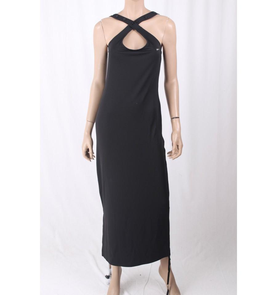 Long Dress Crisscross Liu Jo - Vestiti Firmati Life Smiles 807ae6f9802