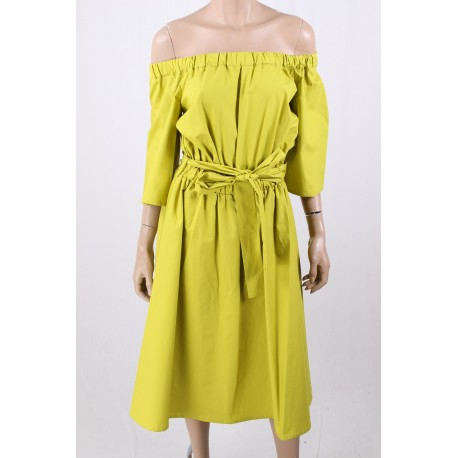 Dress Solid Color Fracomina
