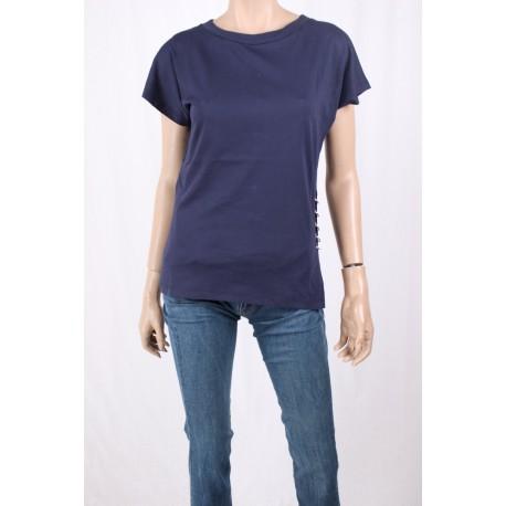 T-Shirt Con Anelle Vicolo Trivelli