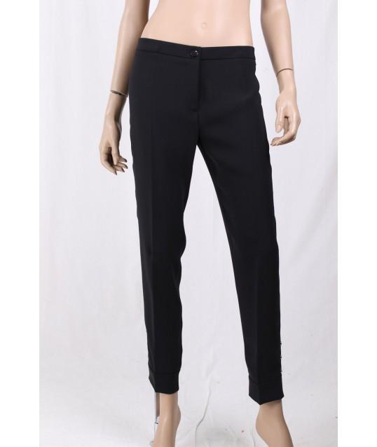 Pants Solid Color Cannella