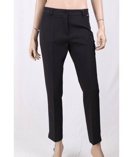 Pants Solid Color Cannella
