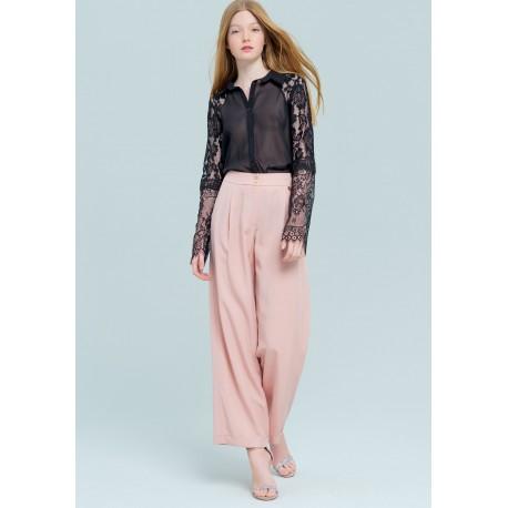 Baggy Pants Pink Fracomina
