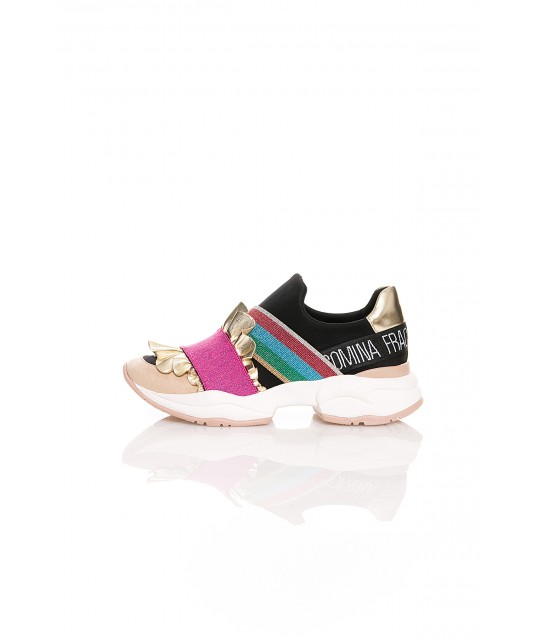 Sneaker Multicolor Fracomina