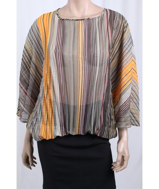 Chemise Kimono Avec Une Ligne De Sandro Ferrone