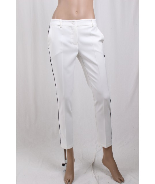 Pants Solid Color Ironica