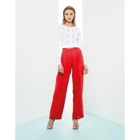 Linen Pants Fracomina