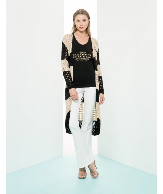 Top With Print Fracomina