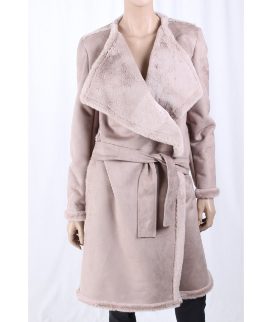 Coat Solid Color Emme Marella