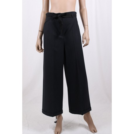 Pants Solid Color Emme Marella