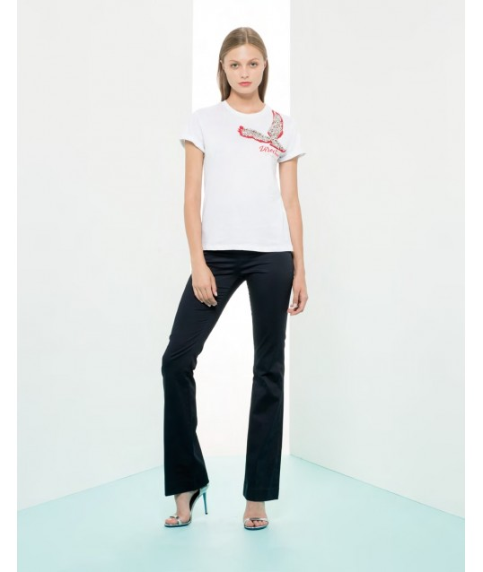 Flared Trousers Fracomina