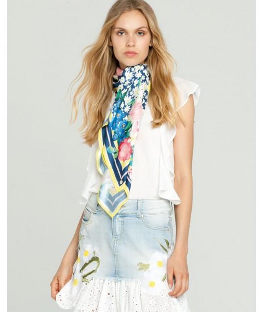 Skirt Jeans Fracomina