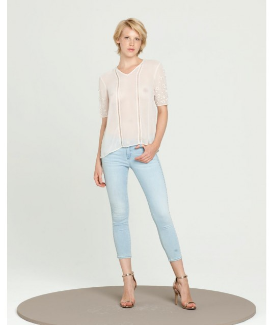 Jeans Cigarette-Fracomina