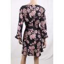 Dress With Floral Design Emme Marella