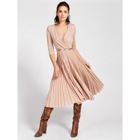 Dress Pleated Renaissance
