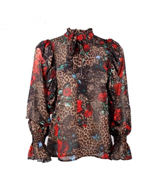 Camicia Multicolor Fracomina