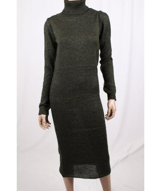 Long Dress Glitter Fracomina