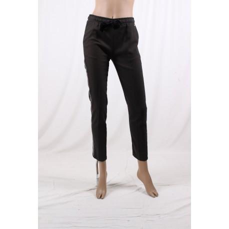 Pantalone Con Applicazioni Fracomina