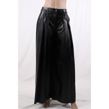 Pantalone In Pelle Fracomina