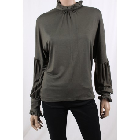 Blouse Solid Color Fracomina