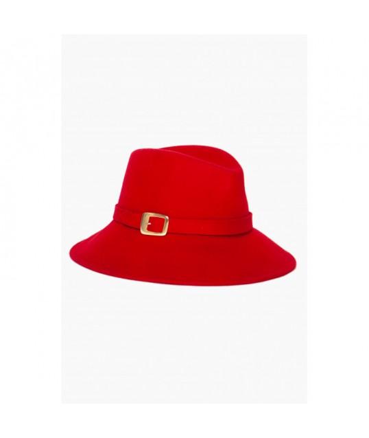 Hat With Metal Buckle, Sandro Ferrone