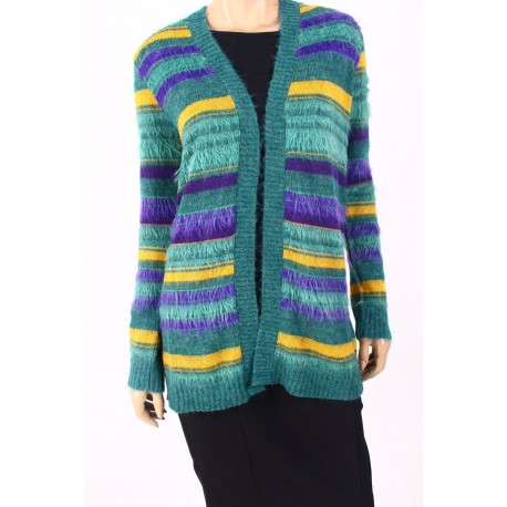 Cardigan Multicolor Diana Gallesi