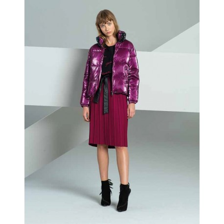 Jacket Padded Solid Color Fracomina