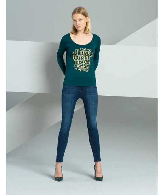 Pull Con Stampa Fracomina
