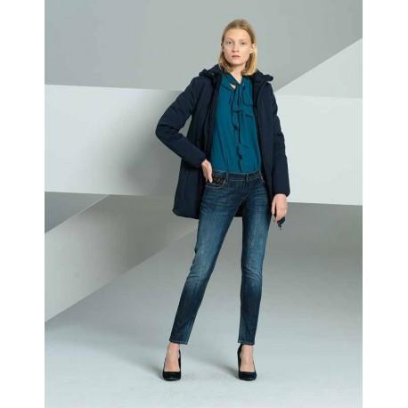 Jacket Solid Color Fracomina