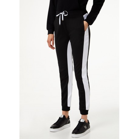 Trousers With Side Band Liu Jo