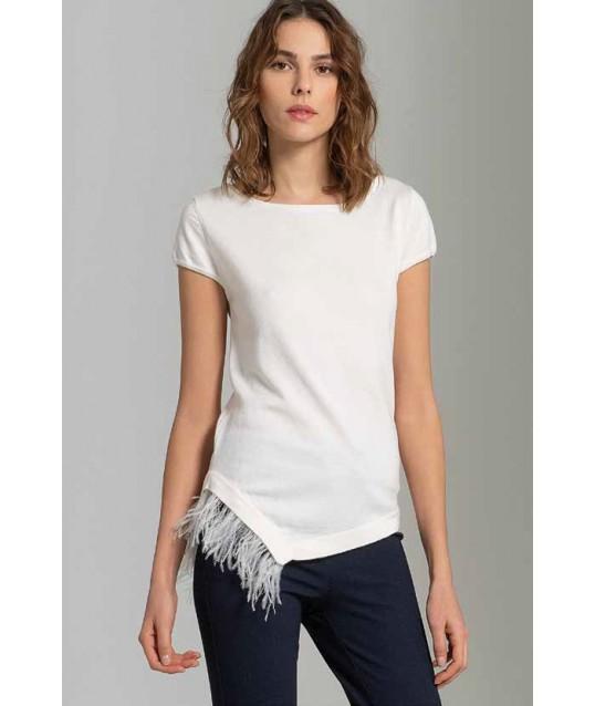 T-shirt Avec Inserts XT Studio
