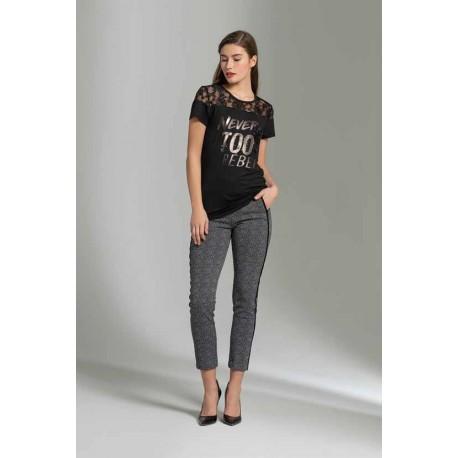T-shirt Con Stampa XT Studio
