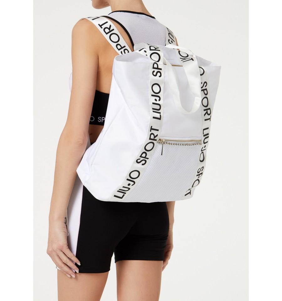 Shopping Bag Con Logo Liu Jo Vestiti Firmati Life Smiles
