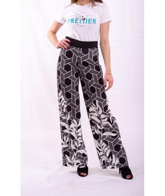 Pantalon Avec Fantaisie Fracomina