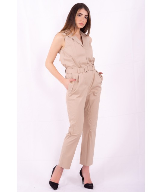 One-Piece Suit Solid Color Fracomina