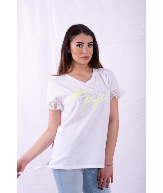 Shirt Avec Impression de Liu Jo
