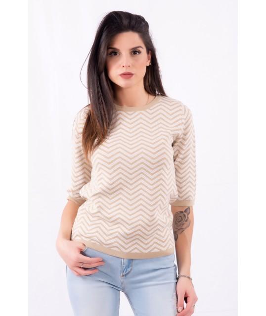 Sweater Lurex Effect, Sandro Ferrone