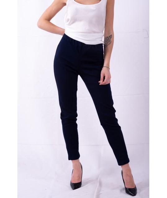 Pantalon de Couleur unie Persona Par Marina Rinaldi