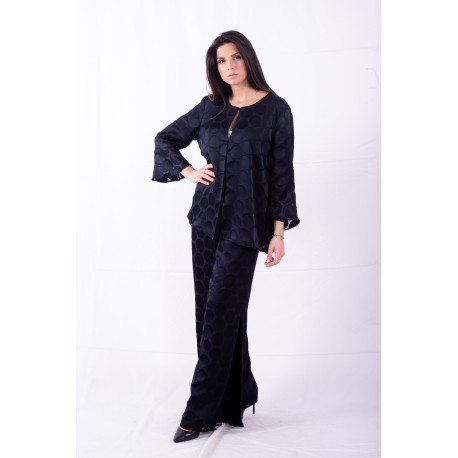 Jacket With Fancy Polka-Persona By Marina Rinaldi