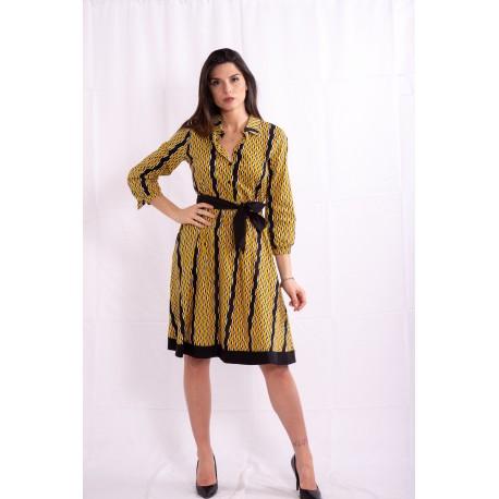 Dress With Fantasy Emme Marella