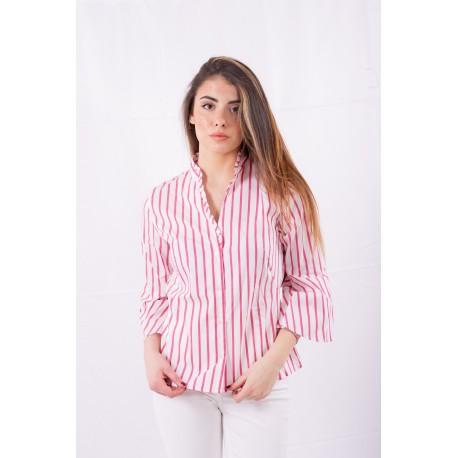 Camicia A Righe Emme Marella