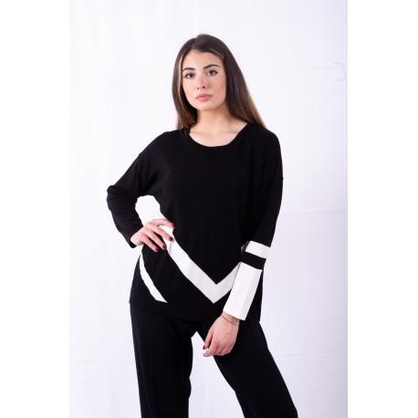 Jersey With Stripes Persona By Marina Rinaldi